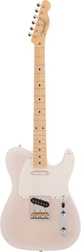 Fender Made in Japan Traditional 50s Telecaster White Blonde Maple Fingerboard