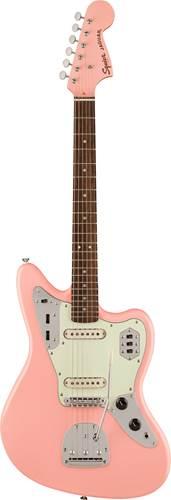 Squier FSR Classic Vibe Jaguar Shell Pink Indian Laurel Fingerboard