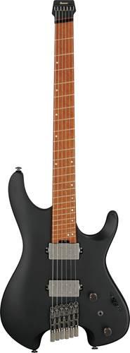 Ibanez Q Series QX52 Headless Guitar Black Flat