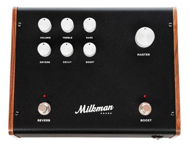 Milkman The Amp 100W Guitar Pedal