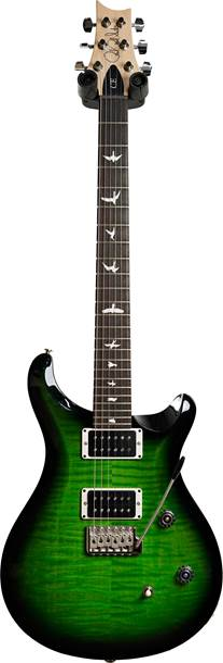PRS CE24 Limited Edition Custom Colour Jade Green Burst #0321579