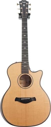 Taylor 614ce Grand Auditorium Builders Edition Natural V Class Bracing #1205071176