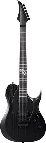 Solar Guitars T1.6FRBOP Black Open Pore Matte