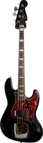 Fender Custom Shop 1966 Jazz Bass Journeyman Relic Aged Black