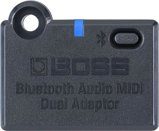 BOSS BT-DUAL Bluetooth Audio MIDI Dual Adapter