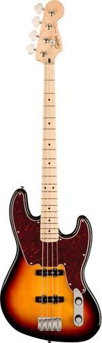 Squier Paranormal 54 Jazz Bass 3 Colour Sunburst Maple Fingerboard