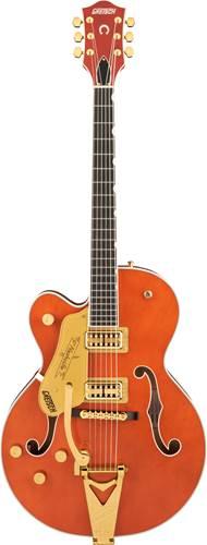 Gretsch G6120TG-LH Players Edition Nashville Orange Stain Left Handed