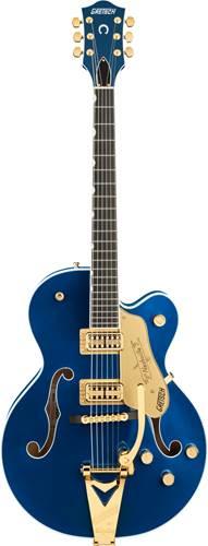 Gretsch G6120TG Players Edition Nashville Azure Metallic