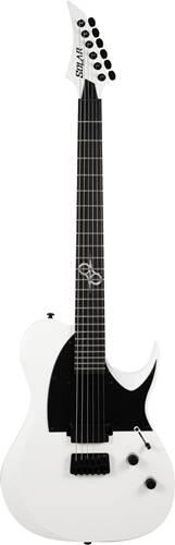 Solar Guitars T2.6W White Matte