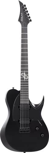Solar Guitars T2.6C Carbon Black Matte