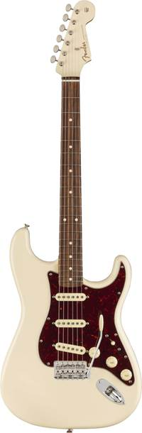 Fender FSR Vintera 60s Stratocaster Olympic White with Matching Headstock