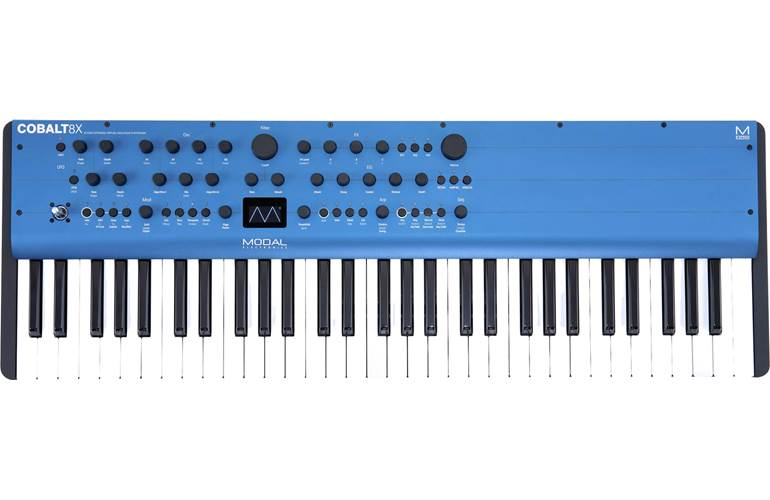 Modal Electronics COBALT8X 8-voice Extended VA-synthesizer with 61 keys