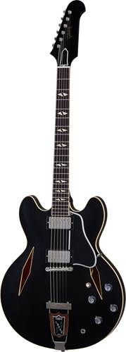Gibson Custom Shop Murphy Lab 1964 Trini Lopez Standard Reissue Ultra Light Aged Ebony
