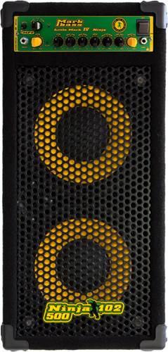 Mark Bass CMD Ninja 102P 500W 2x10 Bass Combo