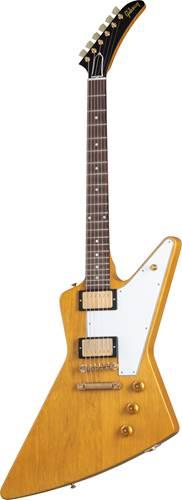 Gibson Custom Shop 58 Korina Explorer White Pickguard Natural VOS