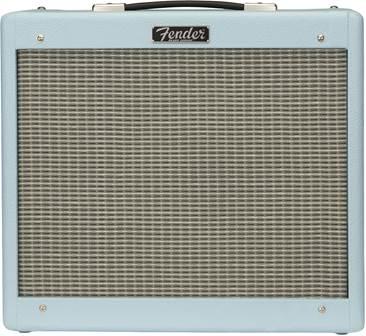 Fender FSR Blues Junior Sonic Blue Cannibis Rex