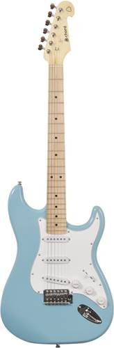 Chord CAL63 Surf Blue Maple Fingerboard