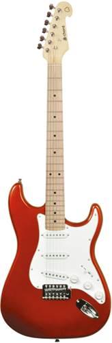 Chord CAL63 Metallic Red Maple Fingerboard