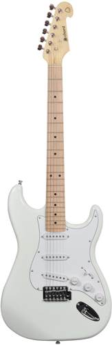 Chord CAL63 Arctic White Maple Fingerboard