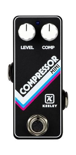 Keeley Compressor Mini Black