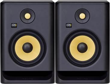 KrK Rokit RP7 G4 Active Studio Monitor (Pair)