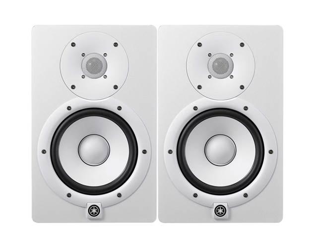 Yamaha HS7 Studio Monitor White (Pair)