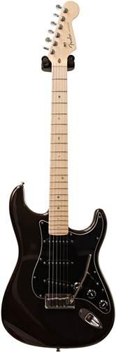 Fender 2009 American Deluxe Stratocaster Montego Black Maple Fingerboard (Pre-Owned)