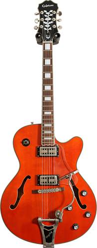 Epiphone Emperor Swingster Orange (Pre-Owned)