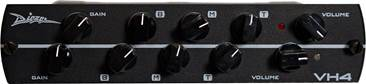 Synergy Amps Diezel VH4 Two Channel Pre-amp Module (Pre-Owned)