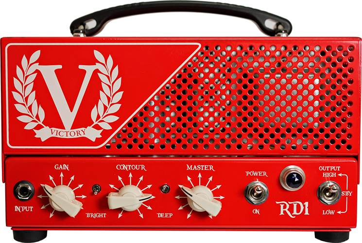 Victory Amps RD1 Rob Chapman Head (Pre-Owned)