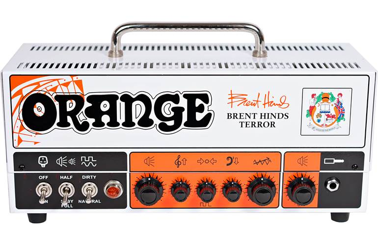 Orange Brent Hinds Terror Head (Pre-Owned)