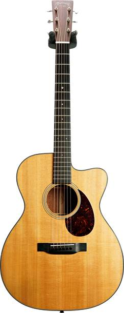 Martin OMC18E with VT Aura Pickup (Pre-Owned)