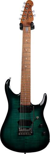Music Man Sterling JP157 Teal Maple Fingerboard (Pre-Owned)