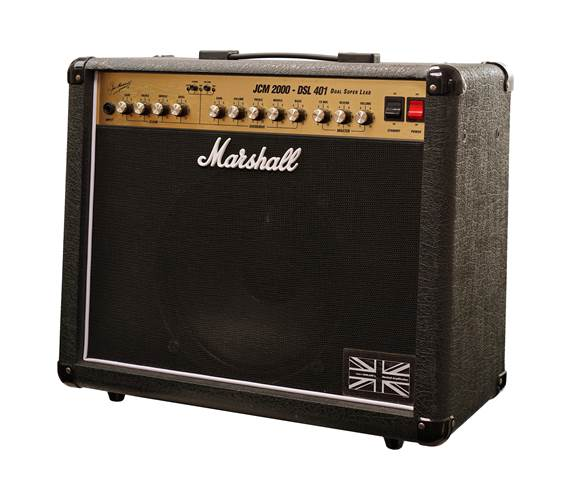 Marshall DSL401 Combo Valve Amp (Pre-Owned)