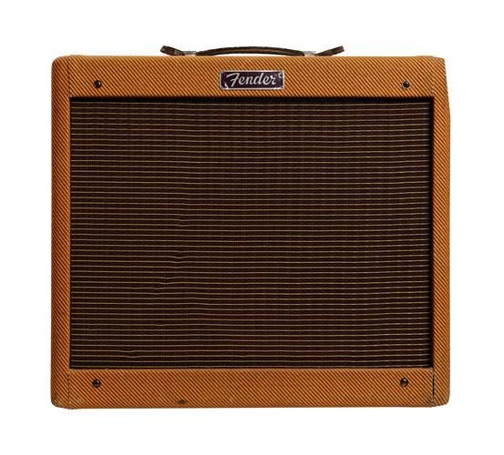 Fender Blues Junior Laquered Tweed Combo Valve Amp (Pre-Owned)
