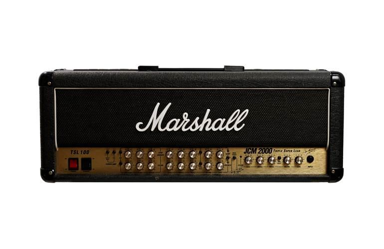 Marshall JCM 2000 TSL 100 Valve Amp Head (Pre-Owned)
