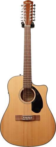 Fender CD-60SCE-12 Natural Walnut Fingerboard (Pre-Owned)