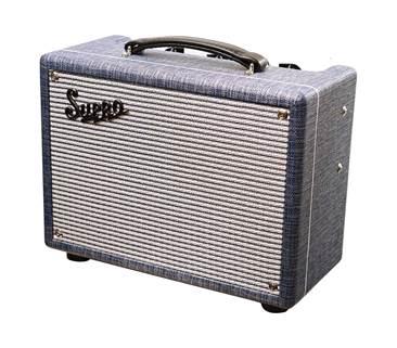 Supro 1605R Reverb 1x8 5 Watt Valve Combo Amp (Pre-Owned)
