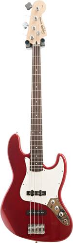 Squier Standard Jazz Bass Red Metallic (Pre-Owned)