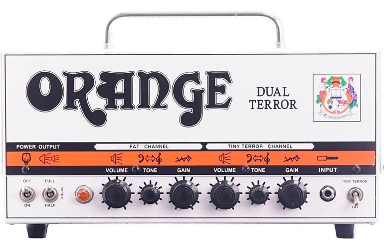 Orange Dual Terror Head with Bag (Pre-Owned) #05298-0716