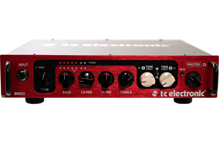 TC Electronic BH800 Bass Head (Pre-Owned) #16156431