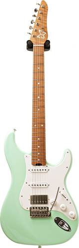 Gray Guitars Emperor HSS Surf Green Maple Fingerboard (Pre-Owned)