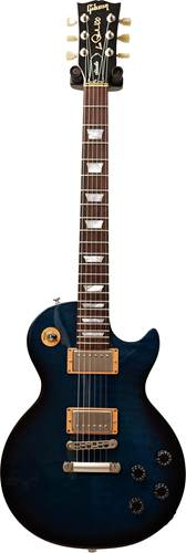 Gibson 2015 Les Paul Studio Midnight Blue (Pre-Owned) #150084097