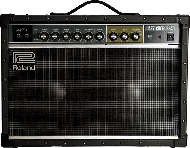 Roland JC-40 Jazz Chorus Amp (Pre-Owned) #Z5I8965