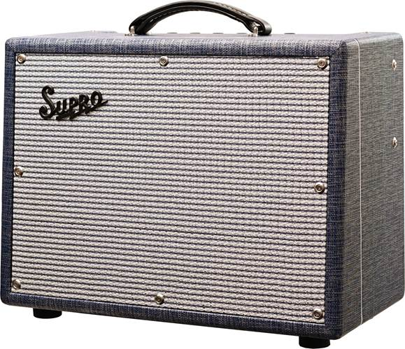 Supro Tremo-Verb 1622RT 1x 10 Combo Valve Amp (Pre-Owned) #00790