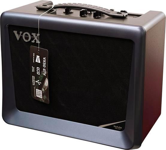 Vox VX50-GTV Combo Modelling Amp (Pre-Owned) #R02-001208