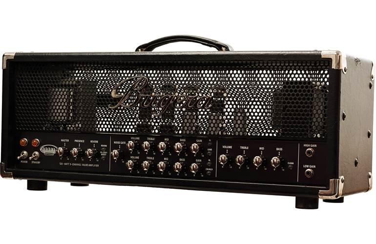 Bugera 333XL Infinium 120 Watt Head (Pre-Owned) #S1400454AAC