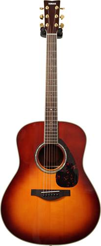 Yamaha LL6BS ARE Dreadnought Brown Sunburst (Pre-Owned) #IHHI20783