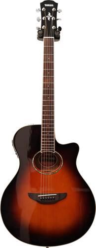 Yamaha APX600 Old Violin Sunburst (Pre-Owned) #HPX117401