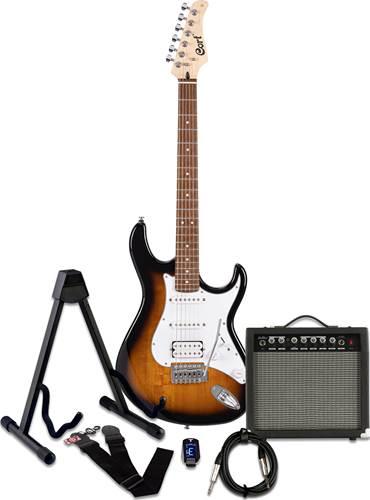 Cort guitarguitar Electric Guitar Pack Full Size
